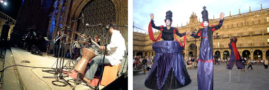 International Arts Festival of Castilla y Le�n